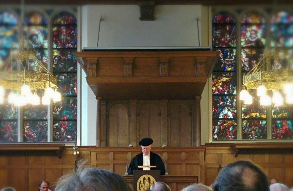 Oratie prof.dr. Harm Beukers